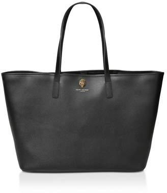 Kurt Geiger Womens London Richmond Black Shopper Bag - Black