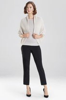 Natori Chunky Knit Cocoon Sweater