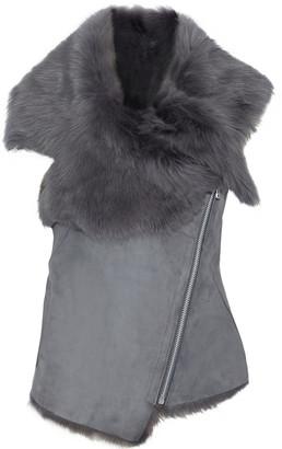 Karl Donoghue Toscana Shearling Vest