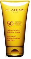 Clarins Sunscreen Control Cream SPF 50+ Face 75ml
