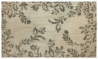 Laura Ashley Winchester Taupe Area Rug Rug Size: 2' x 4'