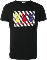 Iceberg Bugs Bunny print T-shirt - men - Cotton/Spandex/Elastane/PVC - L
