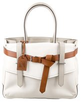Reed Krakoff Leather & Canvas Boxer I Bag