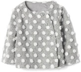 Gap Cozy polka dot jacket
