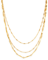 Jennifer Zeuner Jewelry Asturia Layer Necklace