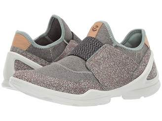 Ecco Sport Sport Biom Street Slip-On (Ice Flower/Wild Dove) Women's Shoes