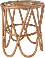 Pols Potten Rattan Paperclip Stool - Natural