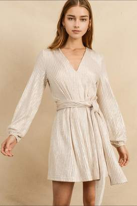 Dress Forum Moonshine Sash-Belt Dress
