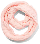 New York & Co. Cable-Knit Infinity Scarf