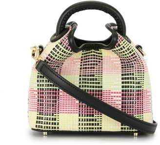 Elleme Madeleine woven shoulder bag