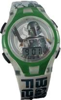 Disney Boy's Star Wars SWCKD16021FL Plastic Quartz Fashion Watch
