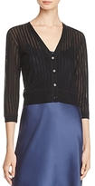 Theory Trinelle Open-Knit Cardigan
