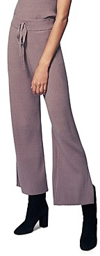 b new york Drawstring Bell Bottom Pants