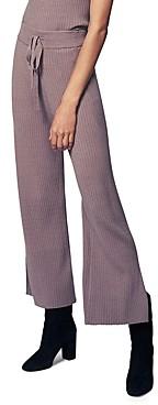b new york Recycled Drawstring Ribbed Pant