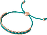 Links of London 18ct rose gold-plated mini friendship bracelet
