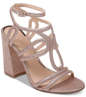 Badgley Mischka Shari Evening Sandals Women's Shoes