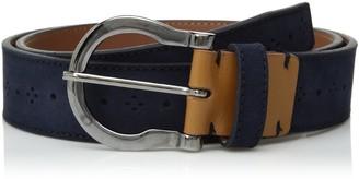 Stacy Adams Men's Richmond 34 mm Leather Belt
