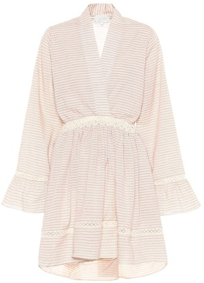 Arjé The Devon striped cotton dress