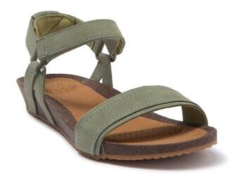Teva Mahonia Stitch Wedge Sandal