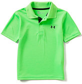 Under Armour Little Boys 2T-7 Solid Polo Shirt