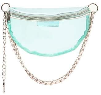 Steve Madden Clear Belt Bag