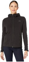 The North Face TKA Glacier Full Zip Hoodie (Mid Grey/Mid Grey) Women's Coat