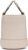 Simon Miller White Bonsai Bucket Bag