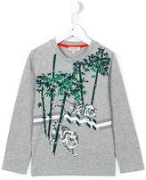 Kenzo 'Bamboo Tiger' T-shirt