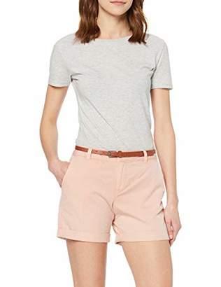 Vero Moda NOS Women's Vmflash Mr Chino Shorts Noos Ivy Green, (Size: Small)