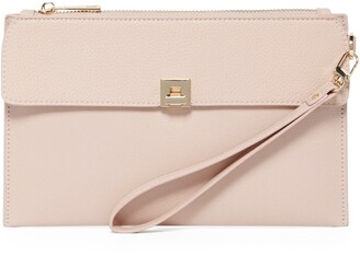 Forever New Ilaria Zip Top Pouch - Nude - 00
