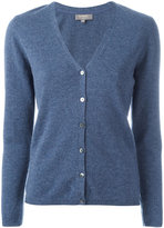 N.Peal cashmere classic cardigan - women - Cashmere - XS