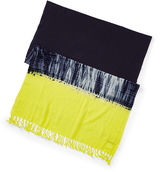Polo Ralph Lauren Dip-Dyed Cotton Scarf