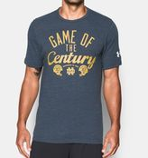 Under Armour Men's Notre Dame UA Iconic Game Of The Century T-Shirt