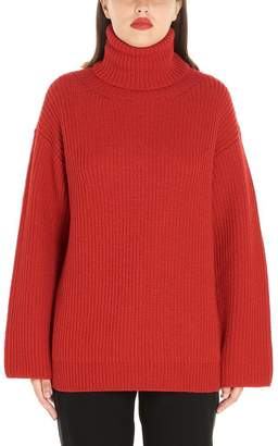 RED Valentino Red Ladies Sweaters