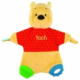 Kids Preferred Classic Pooh Flat Blanky Teether by