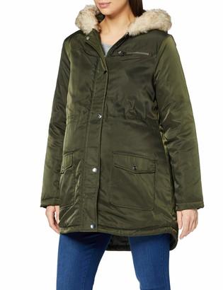 Dorothy Perkins Maternity Women's Luxe Fur Parka Jacket