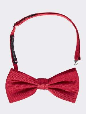 Tommy Hilfiger Pure Silk Bow Tie
