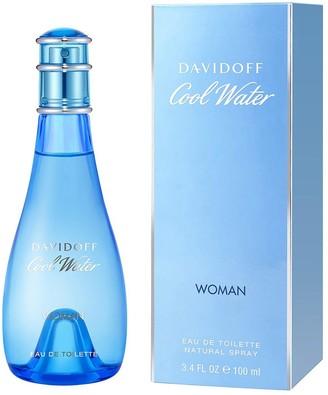 Davidoff Cool Water Woman 100ml Eau de Toilette