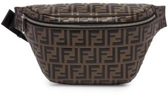 Fendi FF Embossed Belt Bag
