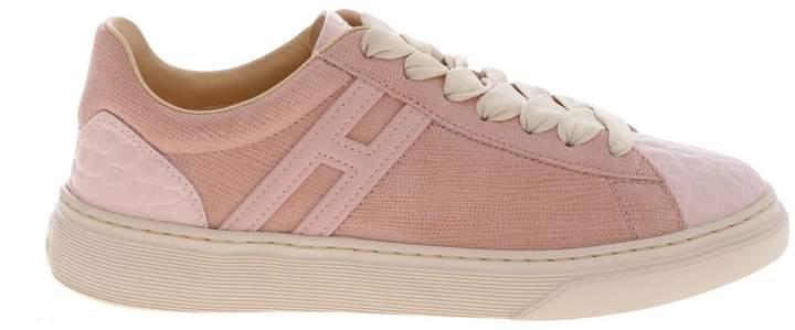 b28c394266 Hogan Pink Women's Sneakers - ShopStyle