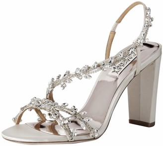 Badgley Mischka Women's FELDA Heeled Sandal