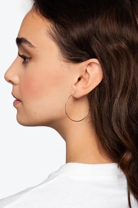 Topshop Freedom At Gold-Tone Hoop Earrings Multipack