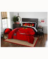 Northwest Company Chicago Blackhawks 7-Piece Full Bed Set