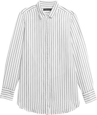 Banana Republic Parker Tunic-Fit TENCEL Shirt