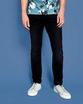 Ted Baker Tapered washed jeans