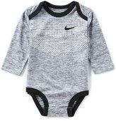 Nike Baby Boys Newborn-12 Months Long-Sleeve Bodysuit