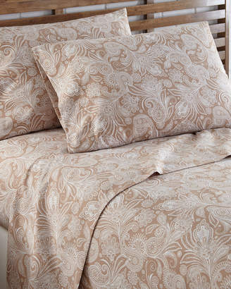 South Shore Furniture Southshore Linens Paisley Deep Pocket Ultra Soft Boho Sheet Set