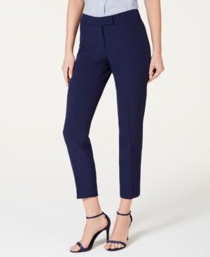 Anne Klein Slim-Ankle Career Dress Pants