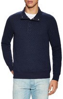 Jack Spade Quilted Snap Sweater
