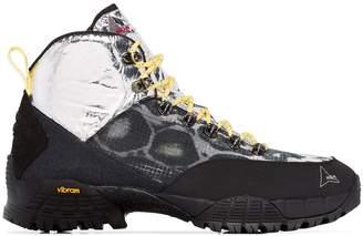 ROA Andreas leopard print hiking boots